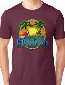 Hawaii Sunset Unisex T-Shirt