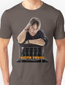 "ripCORD WORLD TOUR 2016 "" KEITH URBAN "" T-Shirt"