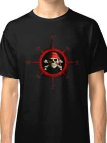 Pirate Compass Rose Classic T-Shirt