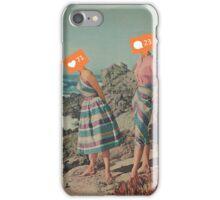 Socialising  iPhone Case/Skin