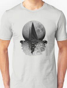 Midnight Sailing Unisex T-Shirt
