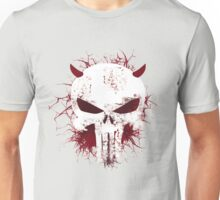 punisher from daredevil Unisex T-Shirt