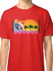 Hawaii Surf Classic T-Shirt