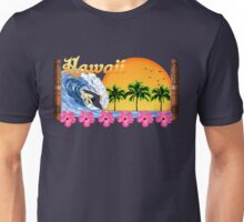Hawaii Surf Unisex T-Shirt