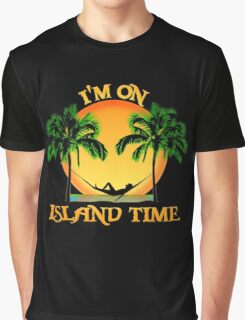 Island Time Graphic T-Shirt