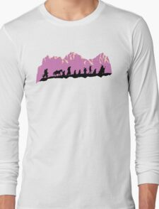The Fellowship of The Ring Long Sleeve T-Shirt