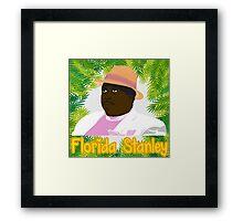 Florida Stanley Framed Print