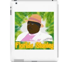 Florida Stanley iPad Case/Skin