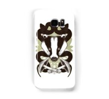 Badgering the snakes in the mushrooms Samsung Galaxy Case/Skin