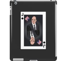 DS Jack of Spades iPad Case/Skin