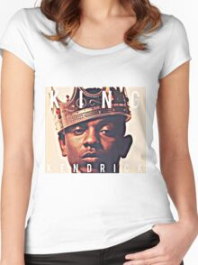 King Kendrick Women's Fitted Scoop T-Shirt