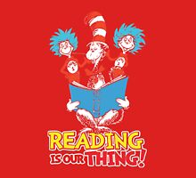 reading is our thing Unisex T-Shirt