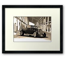 1932 Ford Lil' Deuce Coupe II Framed Print