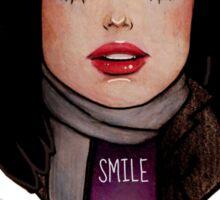 Chibi Jessica Jones Sticker