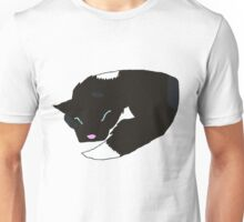 Sleeping Wolf Unisex T-Shirt