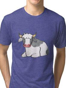 Cow Tri-blend T-Shirt