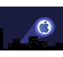 Apple Signal Photographic Print