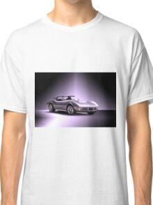 1971 Corvette C3 Stingray ZR1 Classic T-Shirt