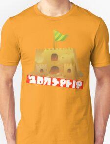 Splatfest - SANDCASTLE Unisex T-Shirt