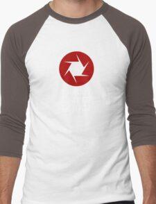 I Shoot? - Photography Men's Baseball ¾ T-Shirt