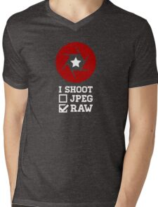 I Shoot? - Photography Mens V-Neck T-Shirt