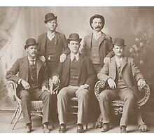 Butch Cassidy - Sundance Kid - Wild Bunch Photographic Print