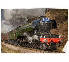 The Flying Scotsman Poster