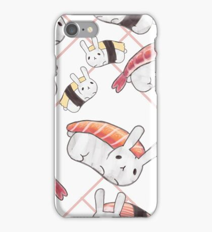 Sushi Bunny iPhone Case/Skin