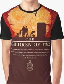 The Children of Time - 2015 Quote Graphic T-Shirt