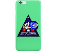 Space Shuttle Discovery STS-96 iPhone Case/Skin