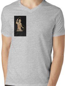 Indiana Jones- Trilogy  Mens V-Neck T-Shirt