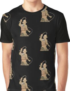 Indiana Jones- Trilogy  Graphic T-Shirt