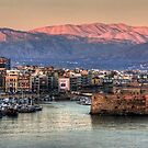 Heraklion Sunrise by Tom Gomez