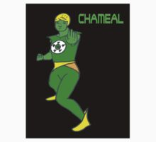 Chameal of the Icetone Defense Squad One Piece - Short Sleeve