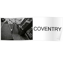 brutalist COVENTRY Poster