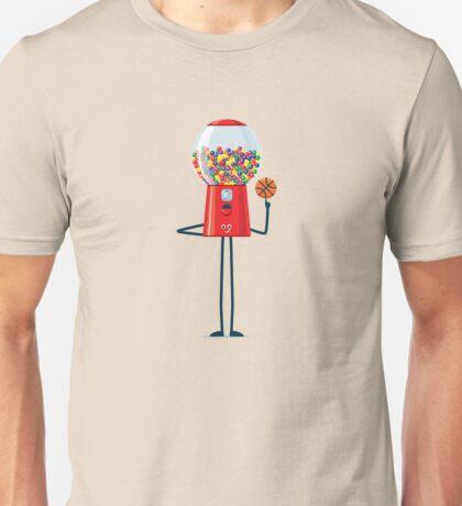 Character Building - Gumball Basketballer Unisex T-Shirt