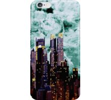 city & sea iPhone Case/Skin