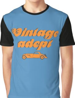 Vintage cars adept Graphic T-Shirt