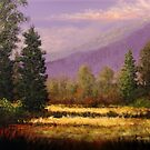 Golden Meadow by Rich Summers