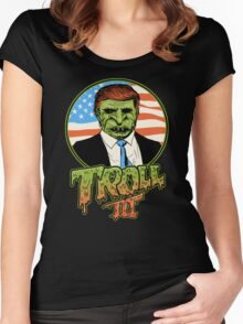 Troll 3 Women's Fitted Scoop T-Shirt