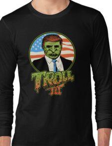 Troll 3 Long Sleeve T-Shirt