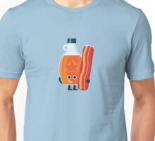 Character Building - Maple & Bacon Unisex T-Shirt