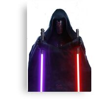 Darth Revan Canvas Print