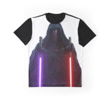 Darth Revan Graphic T-Shirt