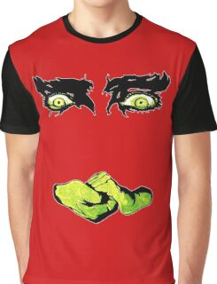 White Zombie (1930s Zombie Film - eyes and hands only) Graphic T-Shirt