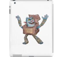 Box Troll iPad Case/Skin