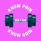 Character Building - Know Pain, Know Gain by SevenHundred