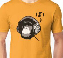 Chimp Tunes Unisex T-Shirt