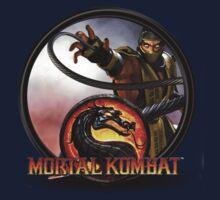 Mortal Kombat One Piece - Short Sleeve