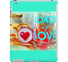 LOADS of LOVE iPad Case/Skin